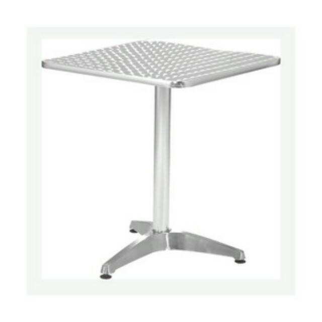 全新鋁管方桌
