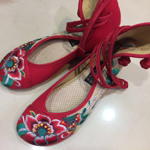 老北京繡花鞋