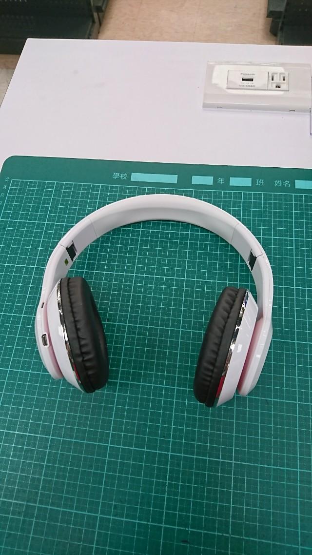 耳罩式藍牙耳機