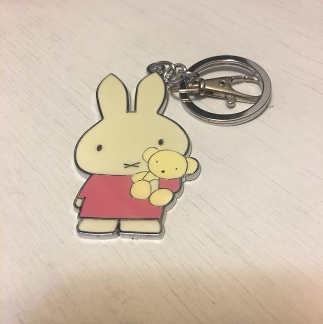 米菲兔鑰匙圈