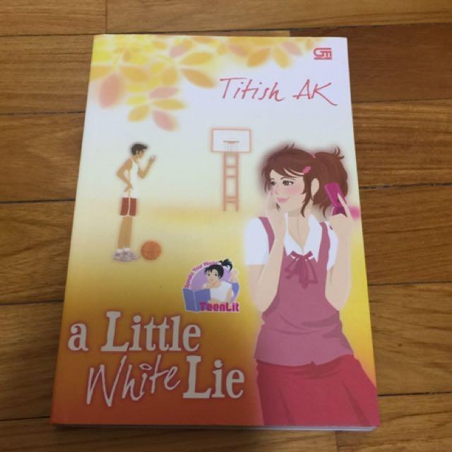 A Little White Lie - Titish AK