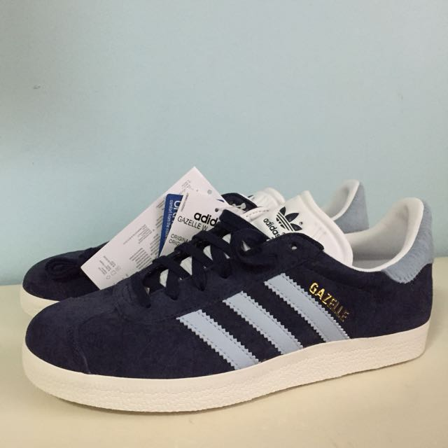 Adidas Gazelle original (blue) - limited edition bc77e626f