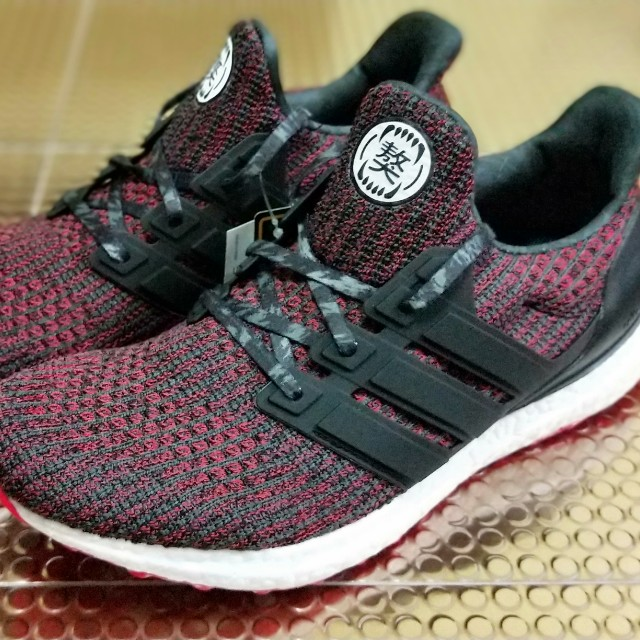 new style 5cf83 5c696 Adidas Ultra Boost 4.0 CNY, Men's Fashion, Footwear ...