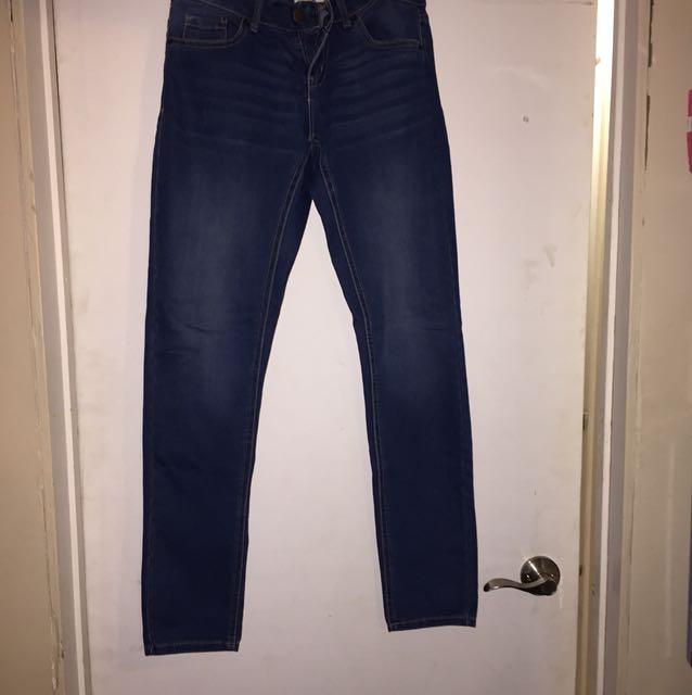 Ardene size 5 jeans