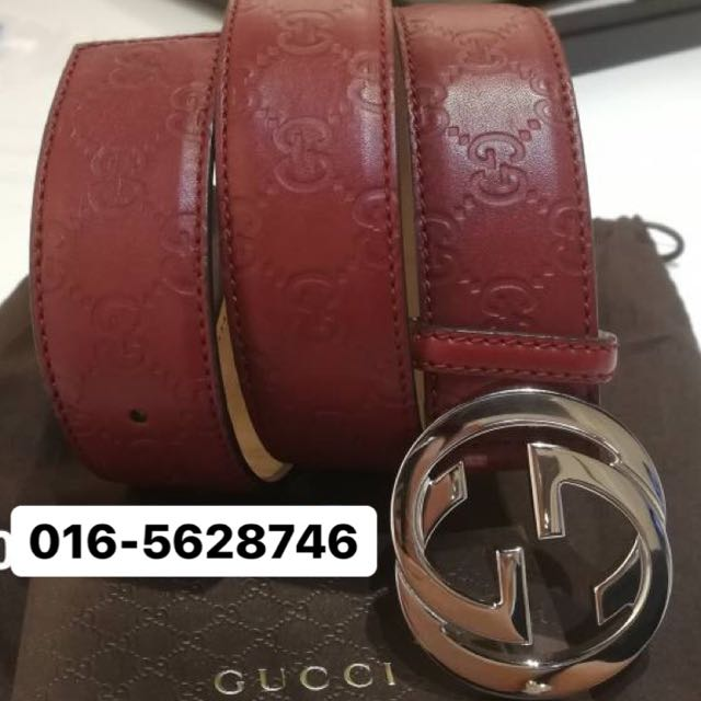 a4a31c6c2 Authentic Gucci Belt, Luxury, Accessories on Carousell