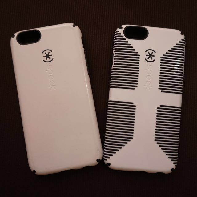 Authentic Speck Cases for iPhone 6 (Bundle)