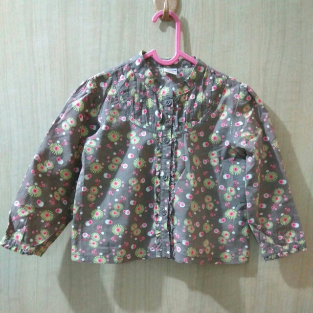 Zara Baby Girl Shirt