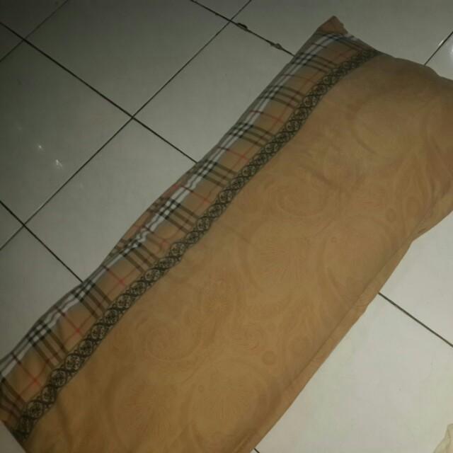 Bantal + Sarung besar uj.60x90