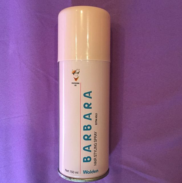 Barbara Hair Spray Extra Hold Free Ongkir