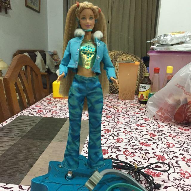 Barbie Karoeke