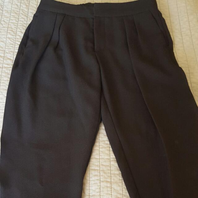 Bardot 3/4 Pants Sz 6