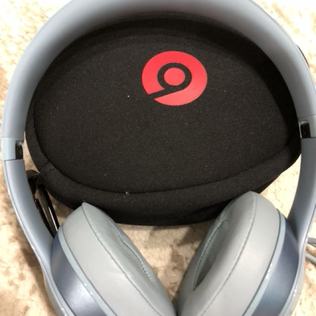 Beats By Dr Dre Solo Wired Electronics Audio On Carousell
