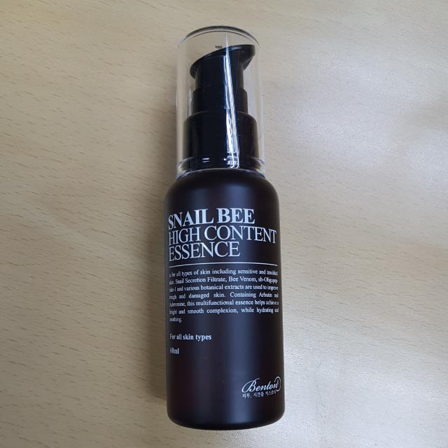Benton Snail Bee High Content Essence (OLD formulation)