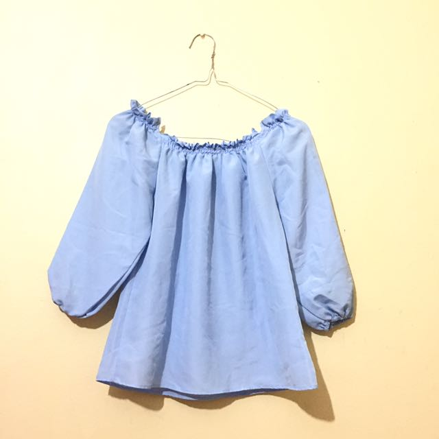 Blue Sabrina