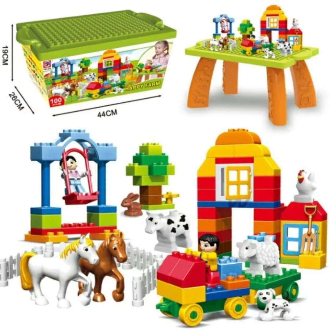 Lego Duplo Farm Instructions 5649