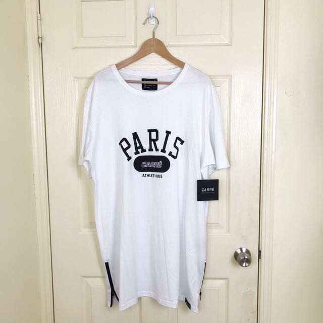 Carre Paris Tee - Culture Kings XXL