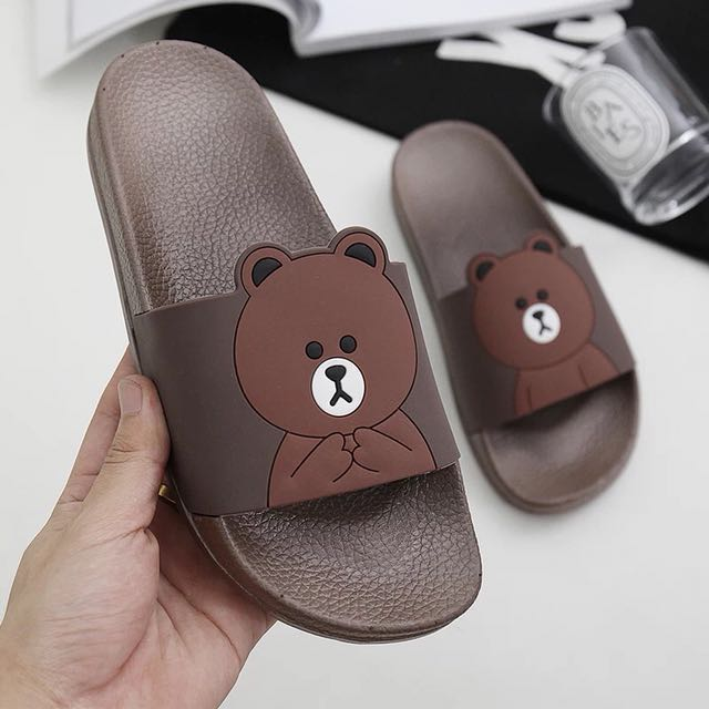 Cartoon Slippers for man