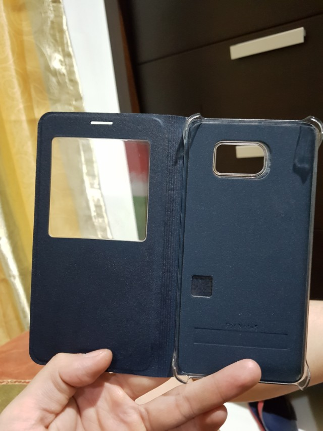 Case Samsung Galaxy Note 5 navy Blue
