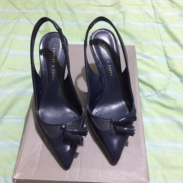 Charles & Keith Shoes (high heels)