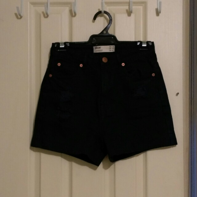 Cotton On High Waist Shorts