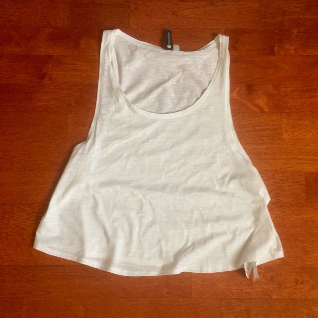 COTTON ON Loose Tank crop top
