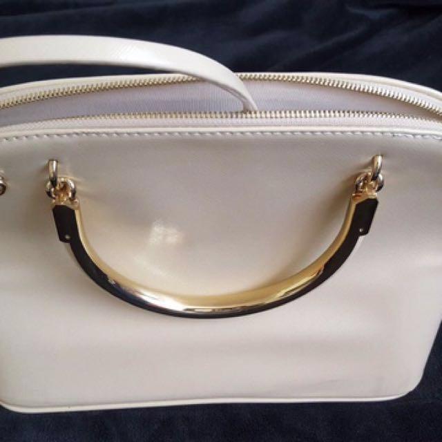 Cream Aldo Bag