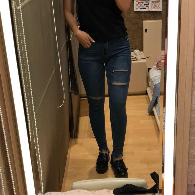 Cut Jeans (NEW)