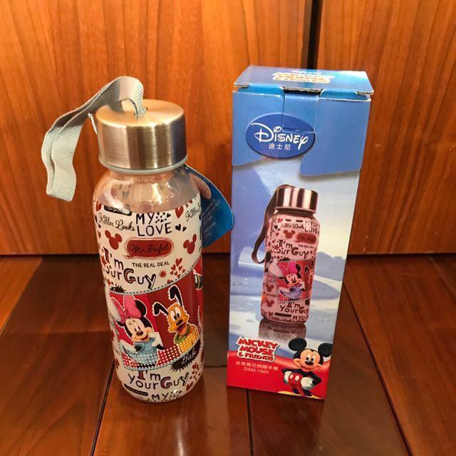 Disney 迪士尼 米奇萬花筒隨身瓶 #幫我除舊佈新
