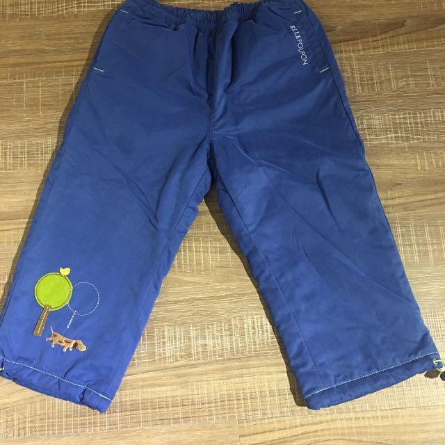 ELLE 雙層厚褲 100公分 (一件80賣場任選三件200)