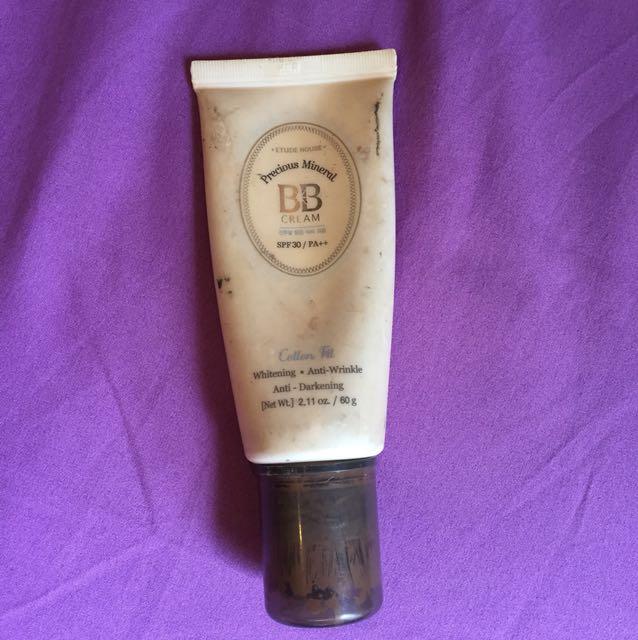 Etude Precious Mineral BB Cream SPF 30 Free Ongkir