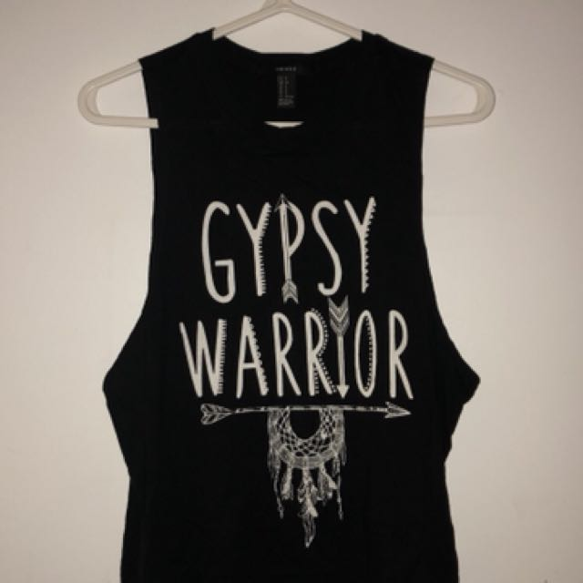 Forever21 Gypsy Warrior Tank Top