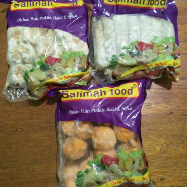 Frozen Food Salimah Food