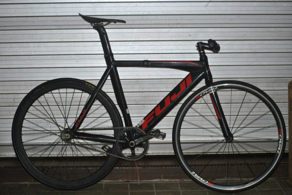 Fuji Track Pro, Bicycles & PMDs, Bicycles on Carousell