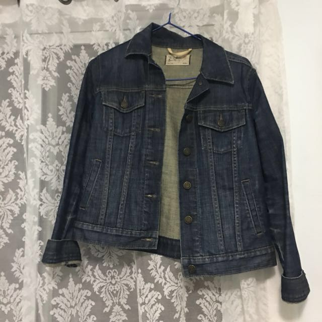 Gap limited edition denim jacket