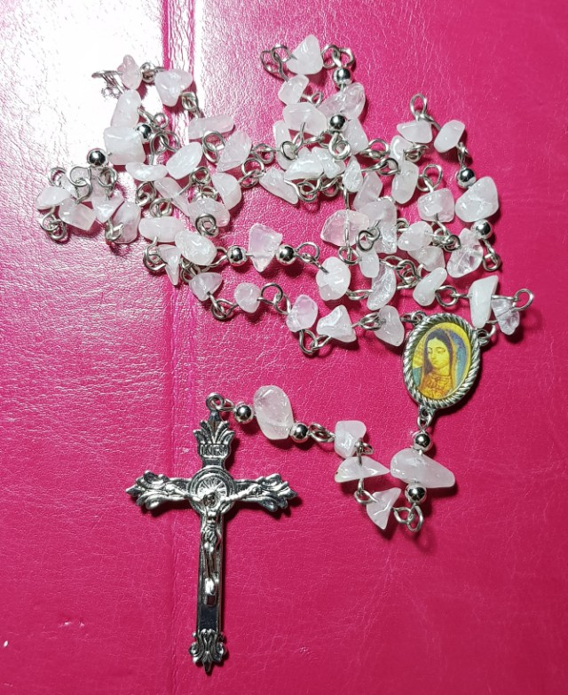 Gemstones Rosary