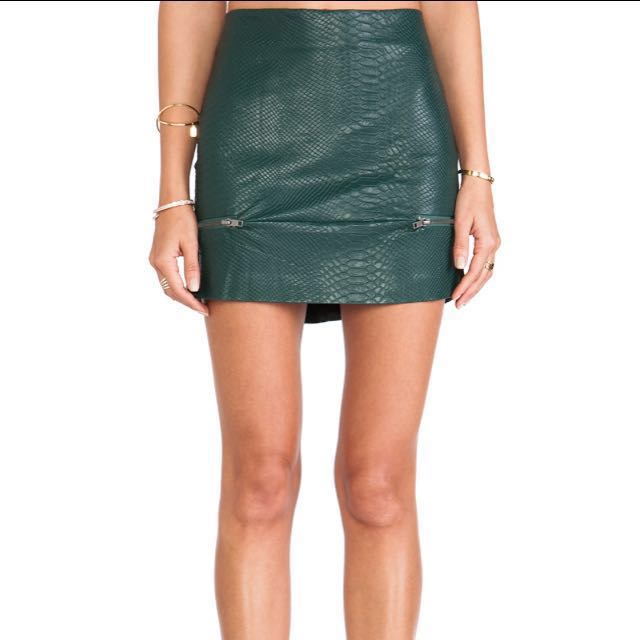 'Good to Be Bad' Skirt