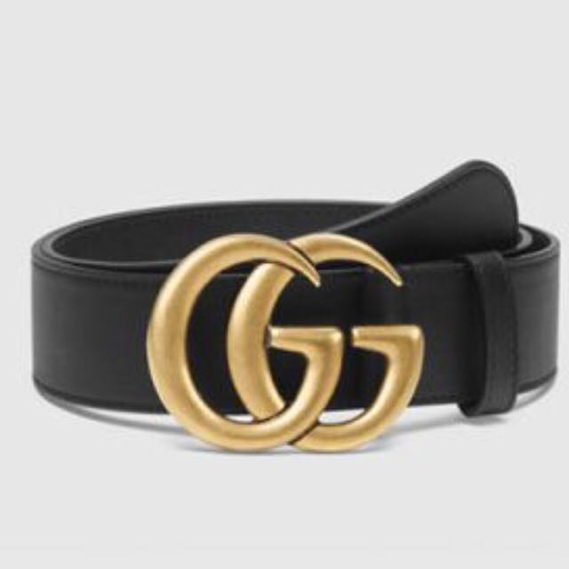 Gucci belt ,