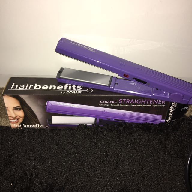 Hair Benefits Straightener