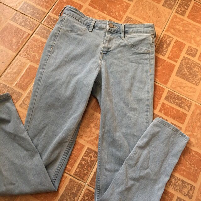 H&M Highwaist Pants New without tag