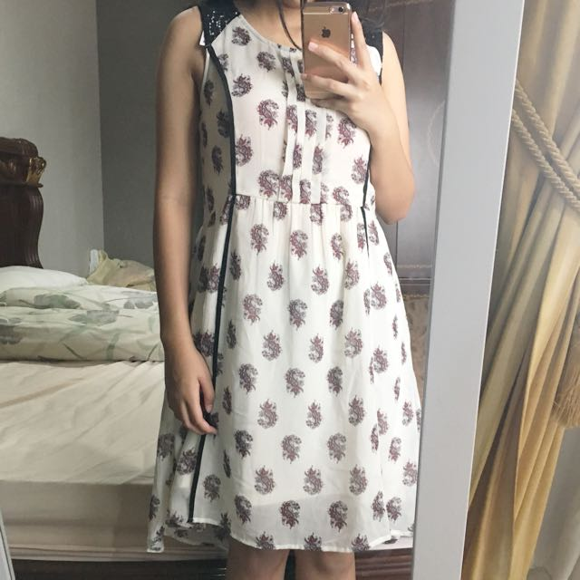 H&M Pattern Dress