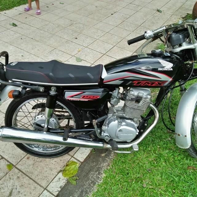 Honda tmx 155 2nd gen motorbikes on carousell photo photo photo publicscrutiny Image collections