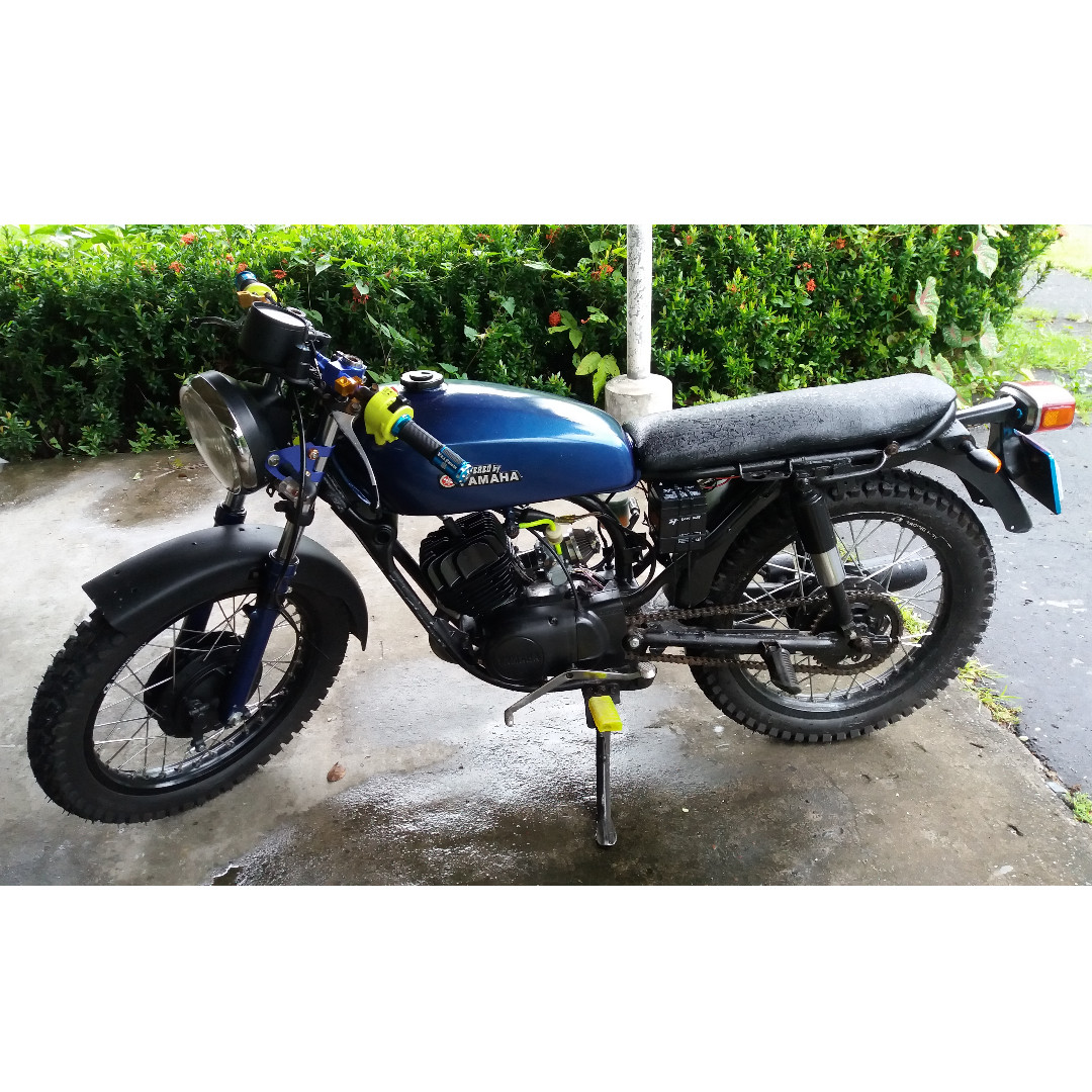 honda wave 125 w xtra engine and yamaha rs 100 cafe racer w sidecar motorbikes on carousell. Black Bedroom Furniture Sets. Home Design Ideas