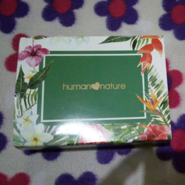 Human Nature Gift Set