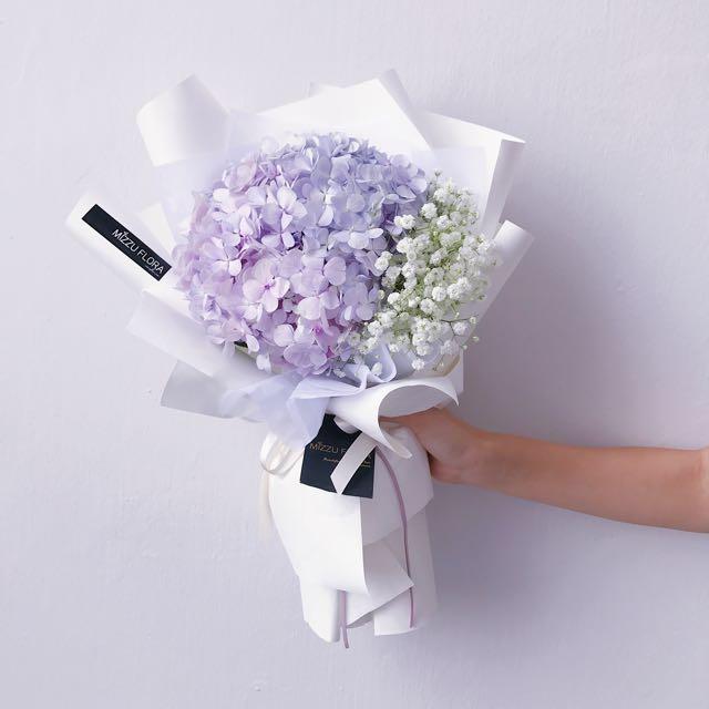 Hydrangea Flower Bouquets - Garden Inspiration