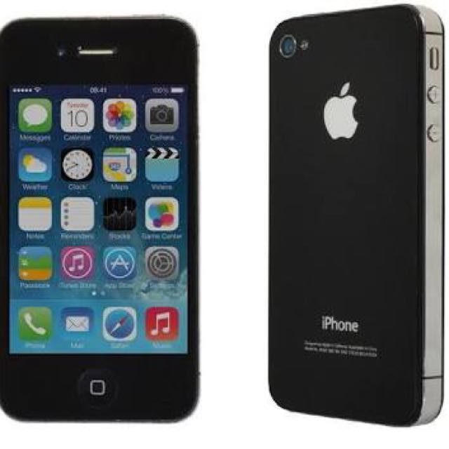 iPhone 4 16GB Great Condition