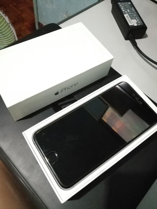 Iphone 6 plus 16gb Smart locked