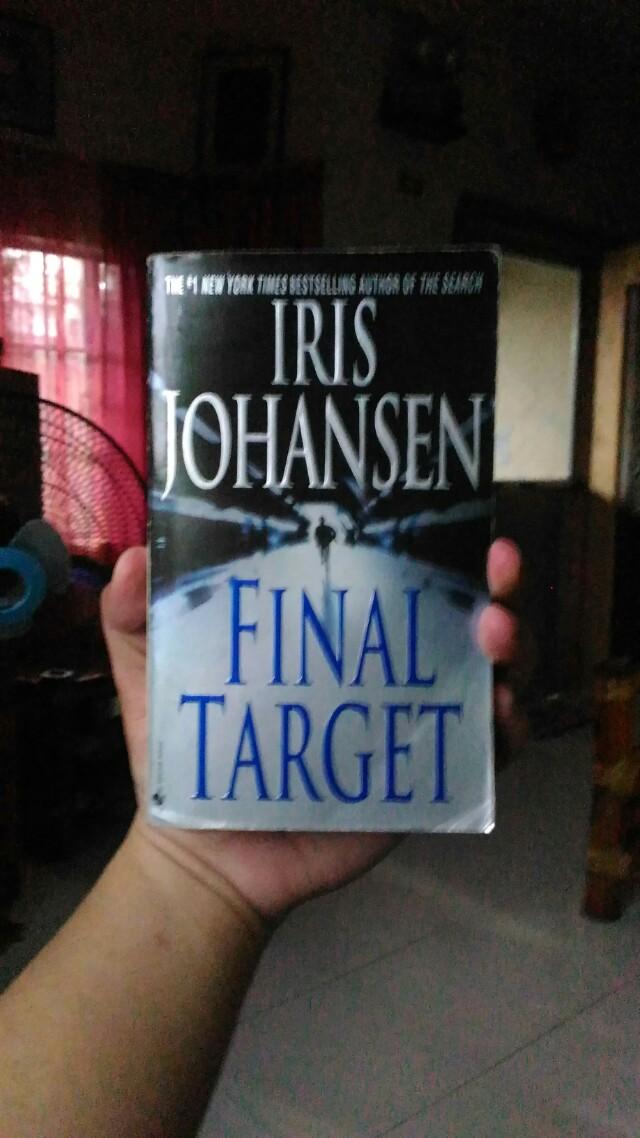 Iris Johansen - Final Target