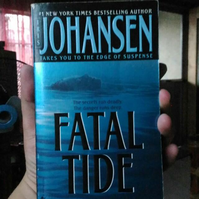 Iris Johansen - Fatal Tide