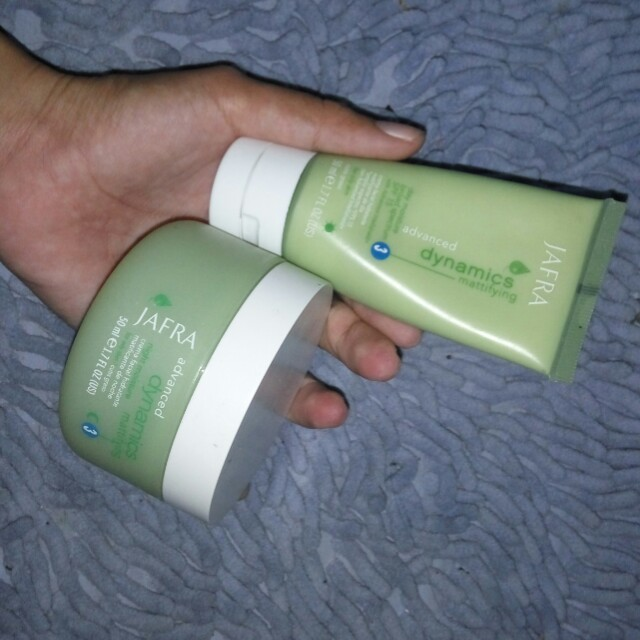Jafra day & night cream