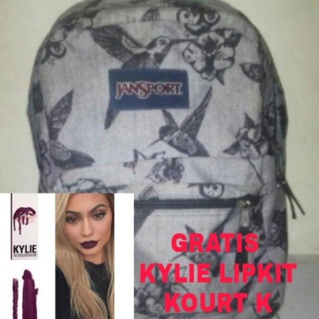 Jansport Gratis Kylie Lipkit